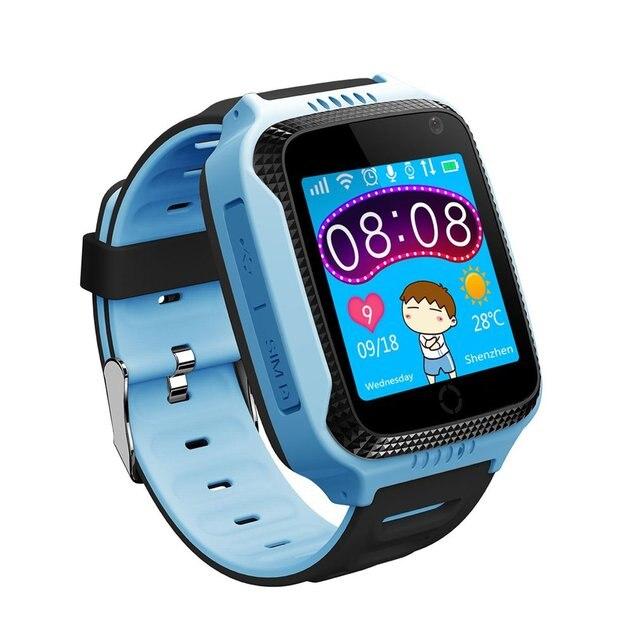 GPS Location Children Wristwatch Intelligent Positioning Student Smart Watch Ele