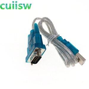 Image 3 - 1 adet HL 340 yeni USB RS232 COM portu seri PDA 9 pin DB9 kablo adaptör desteği Windows7 64