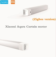 Original xiaomi Aqara Curtain Switch , Zigbee Version Wall Switch Via Smarphone APP Remote Control By Xiaomi smart home kit