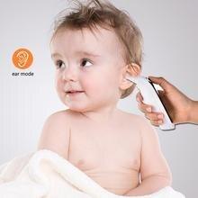 3-en-1 infrarouge front oreille thermomètre bébé corps thermomètre numérique médical