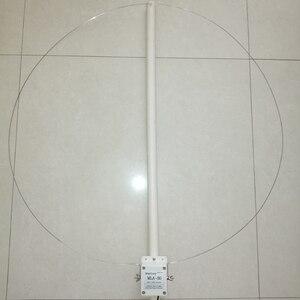 Image 4 - MLA 30 loop antenna Active low noise MW SW balcony erection antenna 100kHz   30MHz For FM HAM Shortwave radio