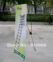 60X160cm High Quality X Banner (with printing your design.)