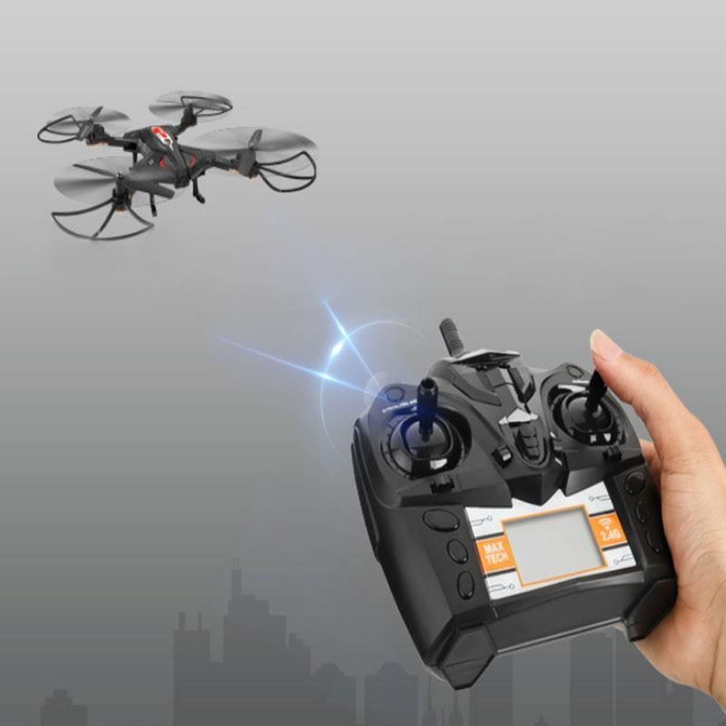 FPV Real Time Drone UAV Quadcopter Folding WiFi Wireless RC Remote Control with Video Camera Black  wireless charger wifi remote control car with fpv camera infrared night vision camera video toy car tanks real time video call