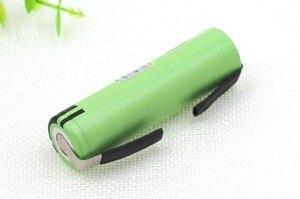 Image 2 - Liitokala 100% New Original NCR18650B 3.7 v 3400 mah 18650 Lithium Rechargeable Battery DIY Nickel Sheet batteries