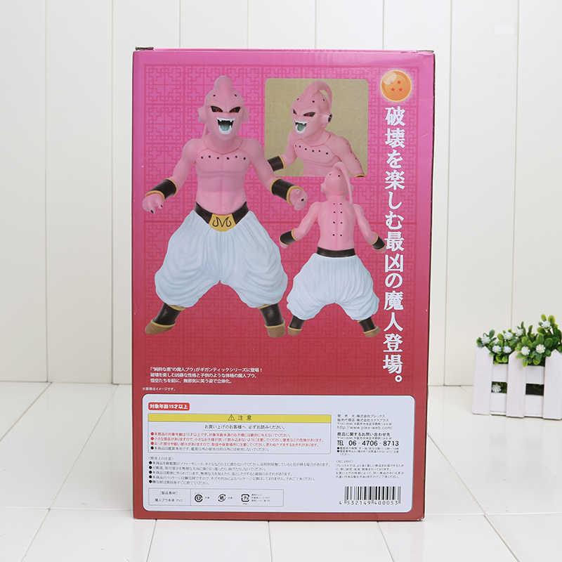"Frete grátis Dragon Ball Z Majin Buu Majin Boo PVC Action Figure Collectible modelo Toy 12 "" 30 CM KA0273"