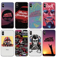 ARCTIC MONKEYS Rock en roll Band Ik Wilt Weten Hard PC phone Case Cover Voor Apple iPhoneX 10 7 5 5 s SE 6 6 s Plus 7 Plus Case(China)