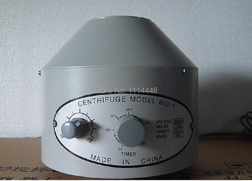 800-1 Desktop Electric Medical Lab Centrifuge Laboratory Centrifuge High Quality CE certification lx 100 mini desktop electric medical lab centrifuge 3000rmp 1 5mlx6 0 5mlx6 0 2mlx6