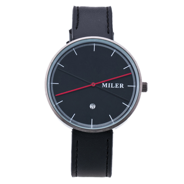 Zegarek Miler Long Poiner różne kolory