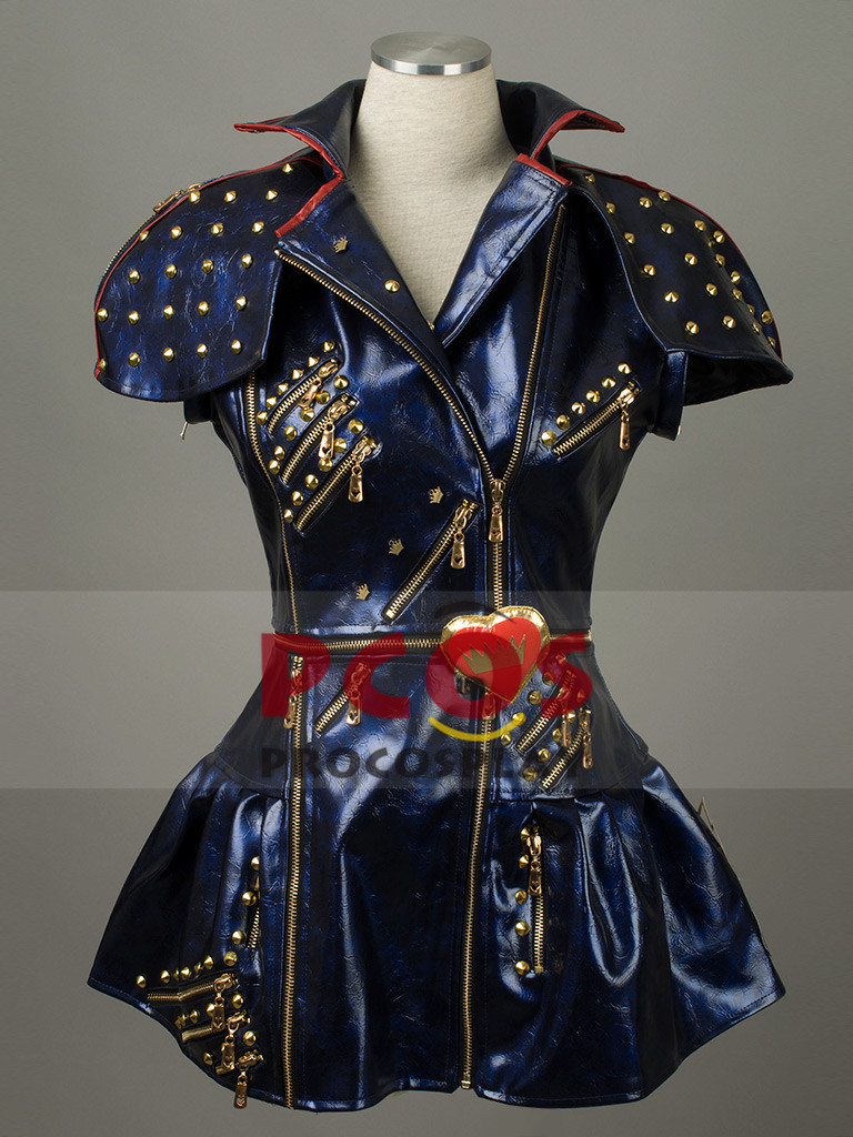 Hot~In Stock~Descendants 2 Evie Cosplay Costume Jacket
