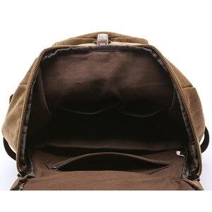 Image 3 - スナップツアーキャンバストラベルバッグ男性大容量男性手荷物一晩ダッフルバッグ週末ファッション旅行