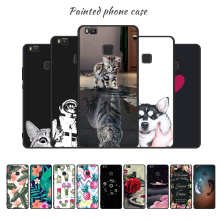 Shiny Space Printed TPU Case For Huawei Mate 10 Pro P20 Lite P10 Plus P8 P9 Lite Y9 2018 Patterned Cover For Honor 9 8 Lite 9i(China)