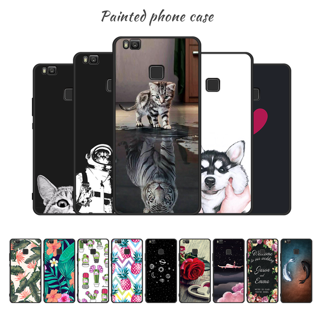 Shiny Space Printed TPU Case For Huawei Mate 10 Pro P20 Lite P10 Plus P8 P9 Lite Y9 2018 Patterned Cover For Honor 9 8 Lite 9i