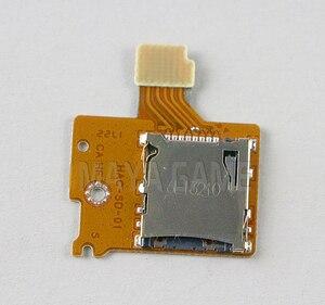 Image 5 - Original pour le commutateur NS TF SD carte fente prise de remplacement poignée contrôleur SD carte prise