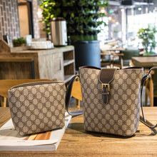 women bag Fashion Casual Contain two packages Luxury handbag Designer Shoulder bags new for 2019 Composite bolsos
