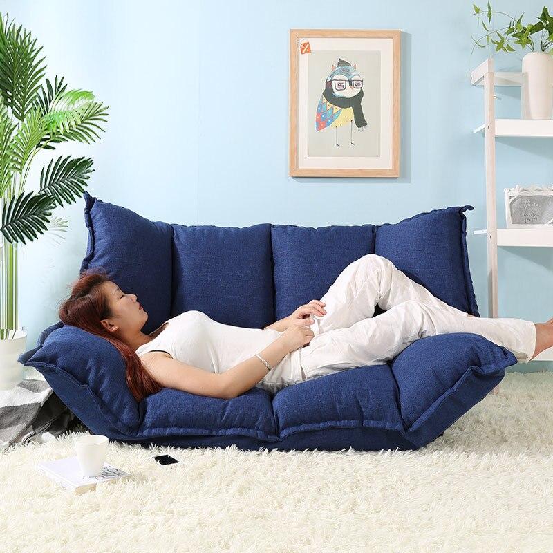 Holz und faul schlafsofa Japanischen tatami sofa einfache ...