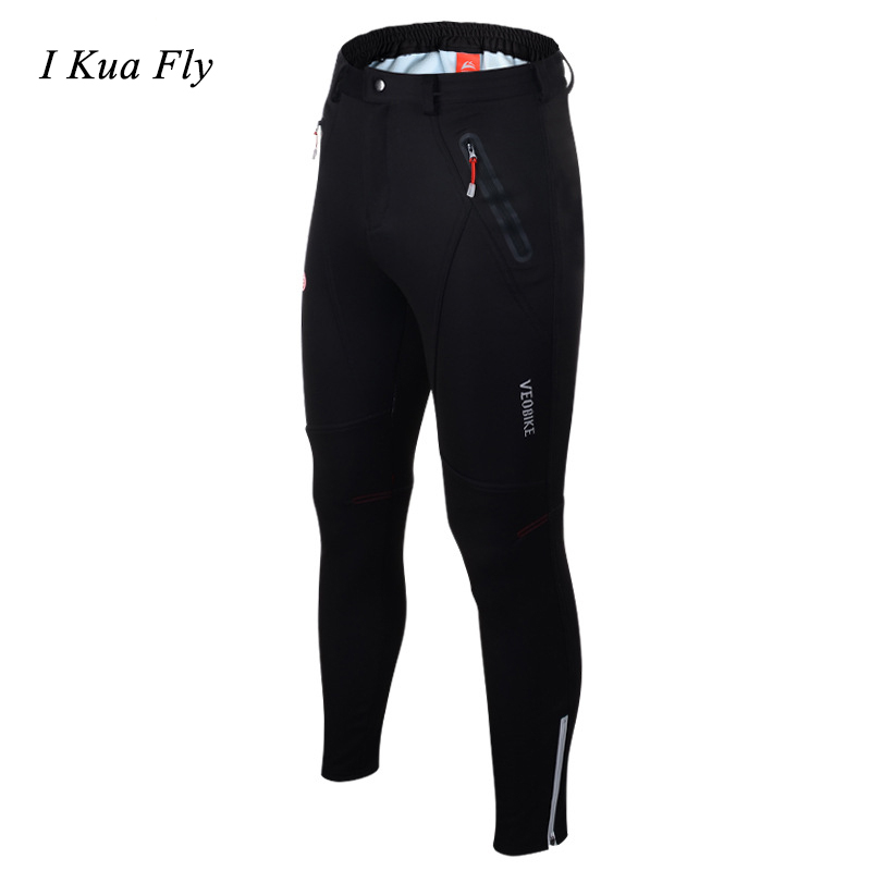 New Multifunction Winter Thermal Reflective Cycling Pants Elastic Waist Long Bicycle Pants Windproof Cycling pants z4 бесплатная доставка diy электронные tps54331drg4 ic reg бак adj 3а 8 soic 54331 tps54331 3 шт page 8