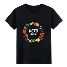 цены на Keto Keto Life Baseball  t shirt Custom 100% cotton O Neck Clothes Anti-Wrinkle fashion Summer Style Trend shirt  в интернет-магазинах
