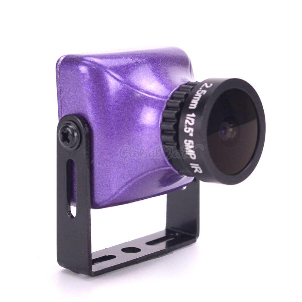 """FPV 800TVL HD 1/2. 7 """"Супер Хад II CCD Мини камера 2,5 мм объектив с OSD кнопкой PAL/NTSC Для RC Дрон Квадрокоптер модели"""
