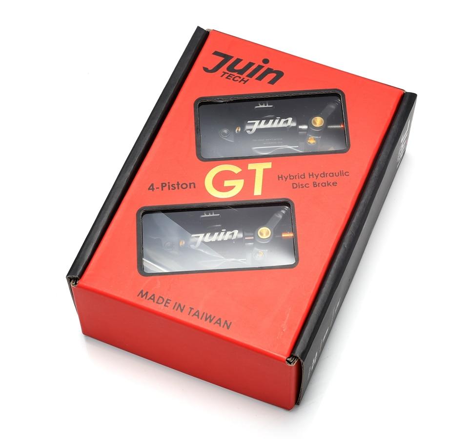 Juin Tech GT P Line Pull Hydraulic Disc Brake caliper Road CX Gravel 160mm dual side