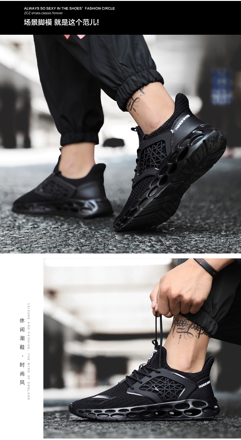 HTB147tZB5CYBuNkHFCcq6AHtVXaM Shoes Men Sneakers Breathable Casual Shoes Krasovki Mocassin Basket Homme Comfortable Light Trainers Chaussures Pour Hommes