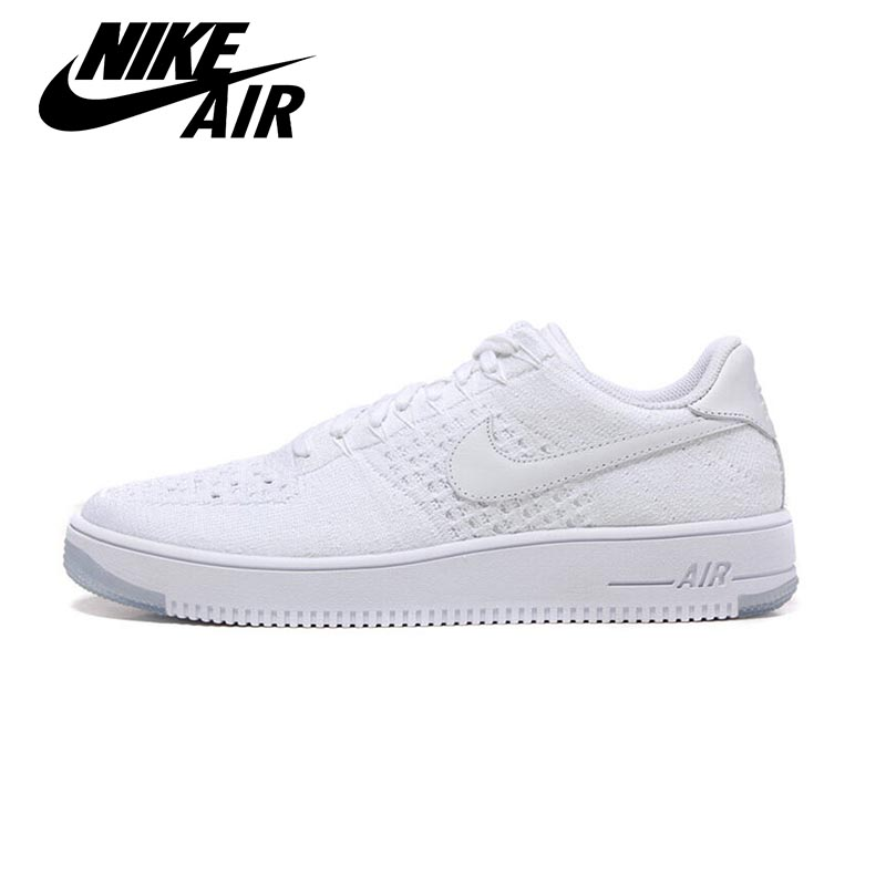 Original New Arrival Official NIKE Air Force 1 Men's Skateboarding Shoes Sneakers Trainers original new arrival 2017 authentic nike classic men s comfortable skateboarding shoes sneakers trainers
