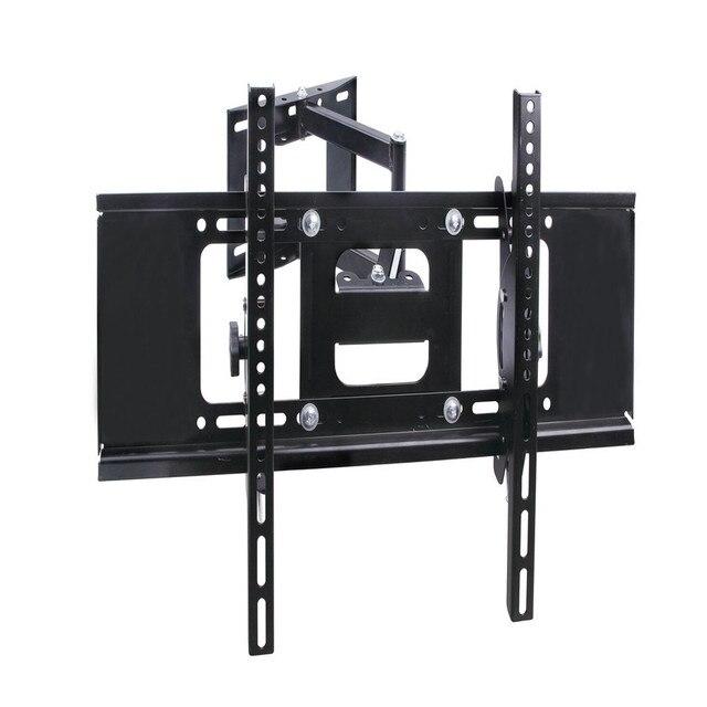 "Adjustable Swivel LED LCD Bracket TV Mount Wall Mount Wall Bracket 32""~70"" Steel Support 45kg Monitor Stand Adjustable Mount TV"