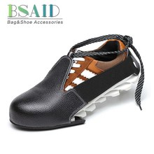 BSAID Anti-smash Shoes Cover Unisex Reusable Women Men As Safety Shoes Steel Toe Cap Footwear Workplace Protector Size 36-45