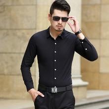 Plus Size New Style Tops Male Shirts cotton casual shirts masculina camisas hombre vestir shirt men
