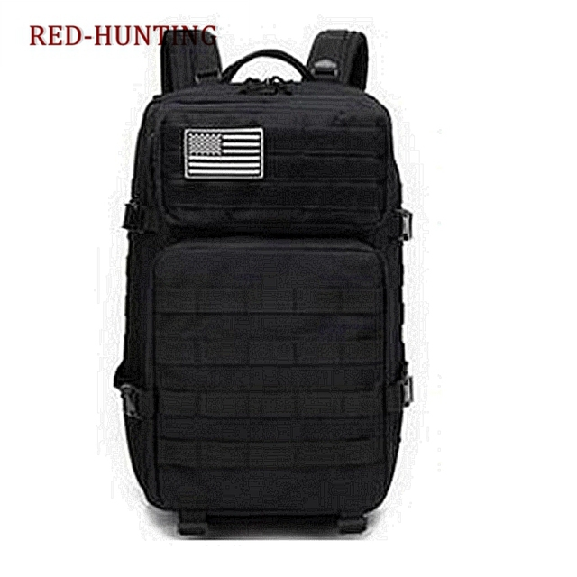 ... Military Tactical Backpack Small Army Assault Pack Molle Bug Out Bag  Backpacks Rucksack Daypack w size ... 9763e18710