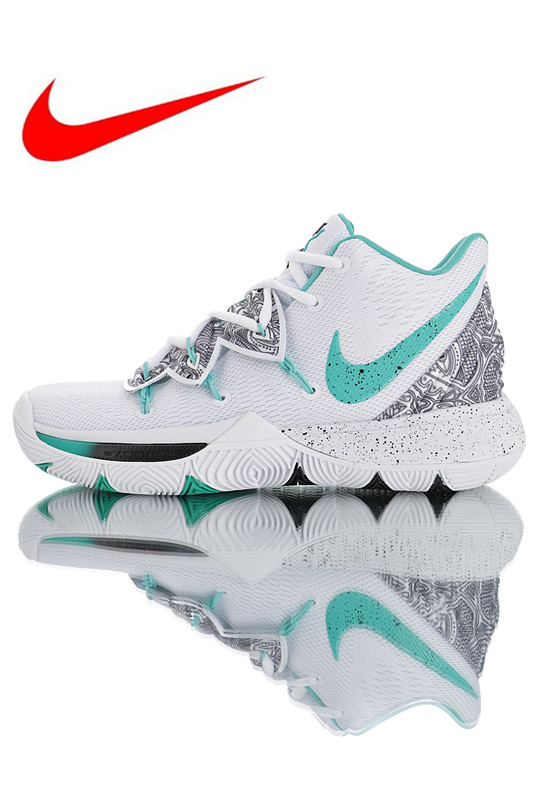 54321e87c14b4 US $90.02 58% OFF|Original New Arrival Nike Kyrie 5 Men's Basketball Shoes,  Breathable, Non Slip, Abrasion Resistant breathable AO2919 010-in ...