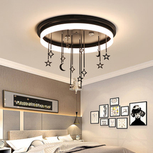 Ceiling light Bedroom living dining room decorative overhead fixtures restaurant hanging childrens room Modern led ceiling lamp