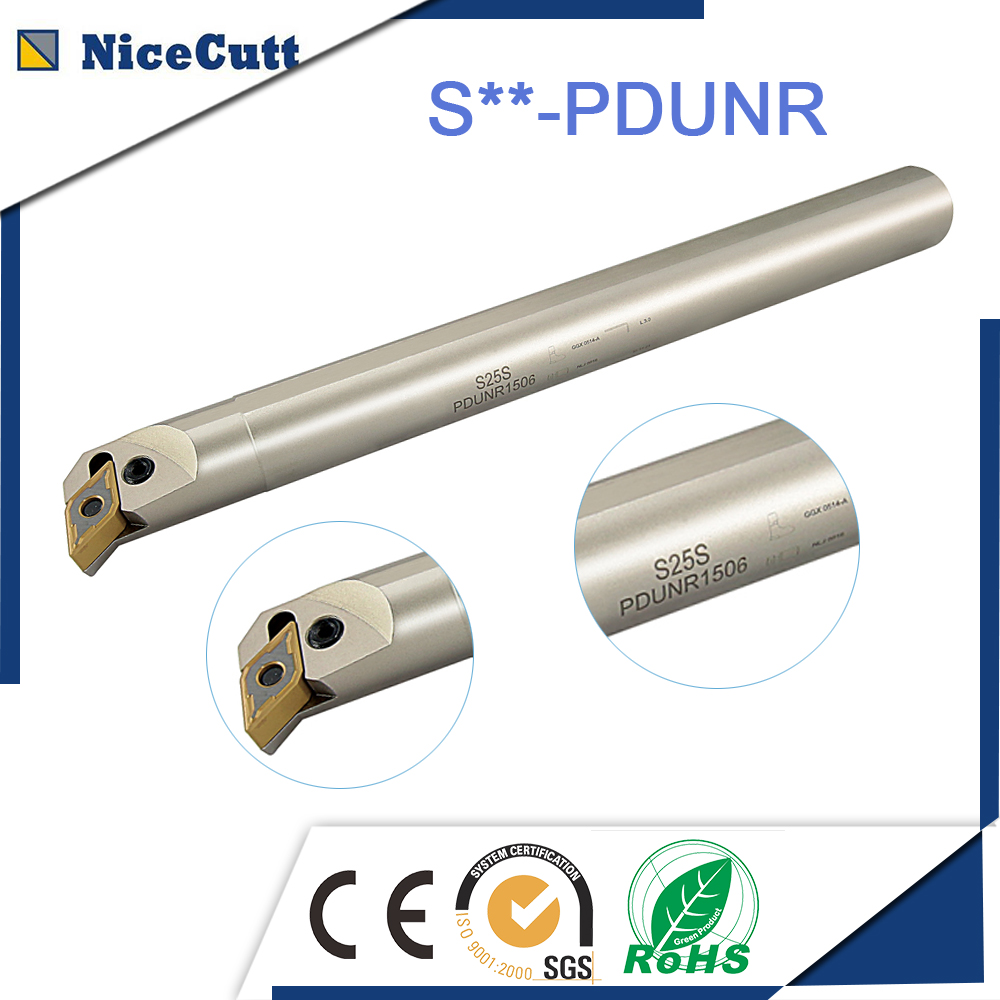 Free Shipping Internal Turning Tool Holder Hole Boring Bar P Type Tool Holder S20R-PDUNR11 S20R-PDUNL11 ser1616h16 holder external thread turning tool boring bar holder with 10pcs 16er ag60 inserts