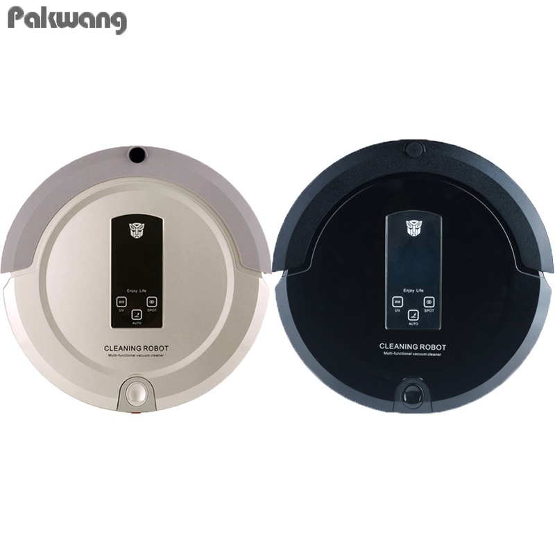 Good Robot Home Appliance SQ-A325 with CE&ROHS Certification Low Noise Robot Vacuum Cleaner for Home Auto Dust Collector