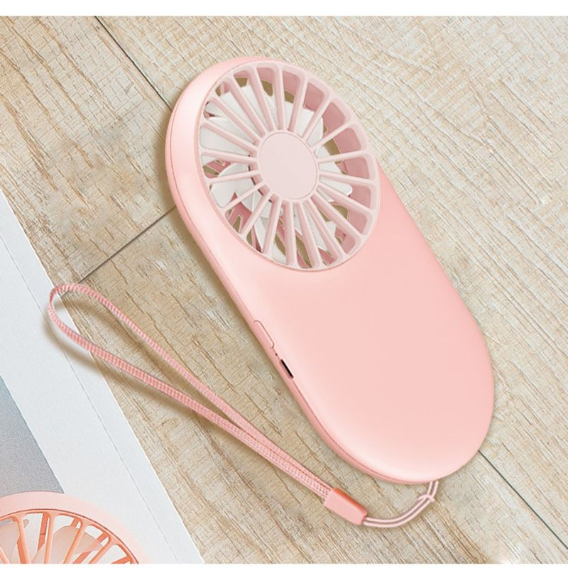 Rechargeable USB Mini Portable Pocket Fan Cool Air Hand Held Travel Cooling DC Mini Air Cooler Mini Fans USB Charging Outdoors