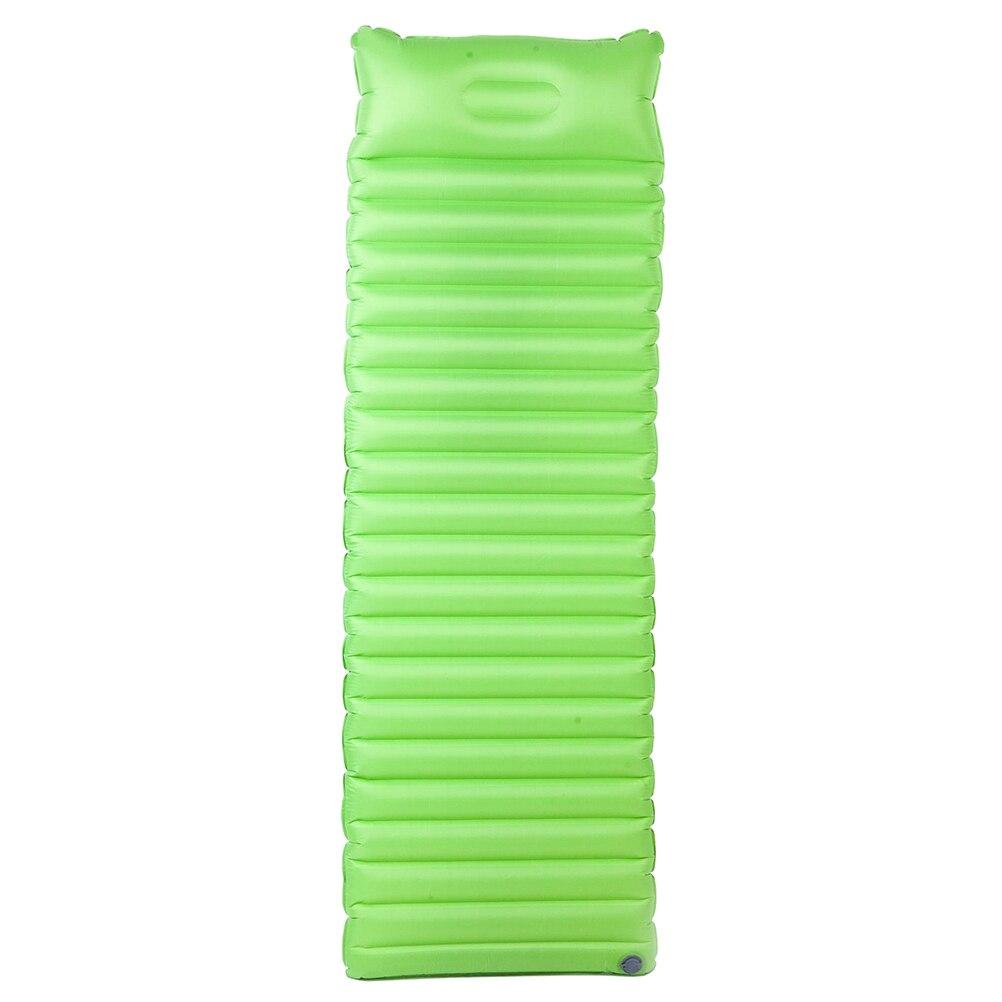 Tapis de couchage anti-amortissement gonflable pour voyage en plein air