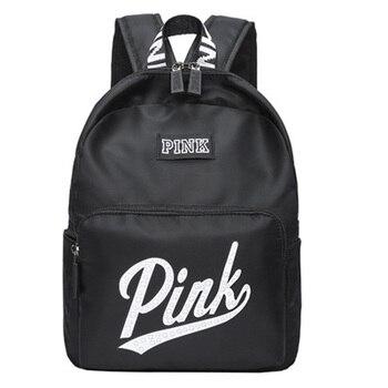 ae284b766656 Мини-рюкзак женский розовый рюкзак для отдыха корейский женский рюкзак  повседневные дорожные сумки для девочки-подростки школьного возрас.