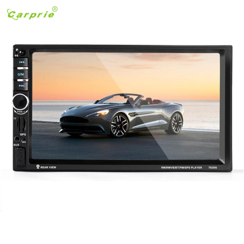 auto car-styling car styling  7'' HD Bluetooth Touch Screen Car GPS Stereo Radio 2 DIN FM/MP5/MP3/USB/AUX mar1