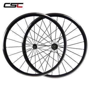 Image 3 - Super light Kinlin XR300 Wheelset 30mm Clincher Alloy Wheelset Aluminum Wheels
