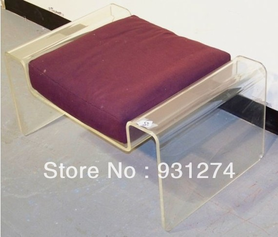 Acrylic Bench/Lucite Vanity Chair/Plexiglass Perspex Stool/Acrylic  Furniture In Living Room Chairs From Furniture On Aliexpress.com | Alibaba  Group