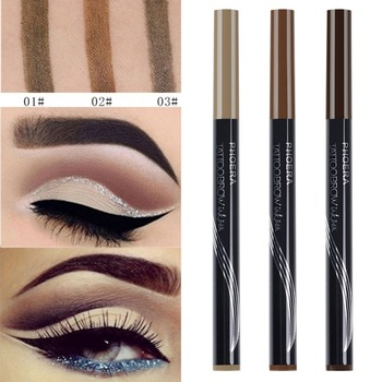 PHOERA  Double Head Eyebrow Pencil  Tattoo Pen With Brush