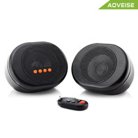 Alarm Motorcycle Audio Player Music Sound MP3 AOVEISE MT52 Fashionable Water Resistant Anti Dust Anti Theft