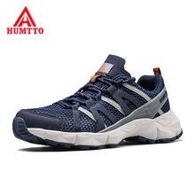 Humtto летняя дышащая сетчатая спортивная обувь для треккинга