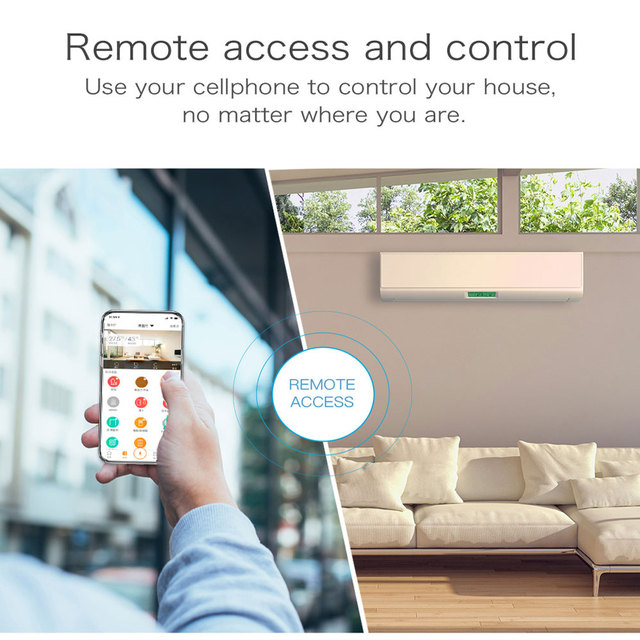 Geeklink Smart Home Automation WIFI+IR+4G Universal Remote Controller iOS Android Voice Control Works with Alexa  1
