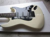 Chitarra Elettrica chitarra elettrica wholsale ERMIK ST COLORE GIALLO MARCA chitarra elettrica/chitarra china