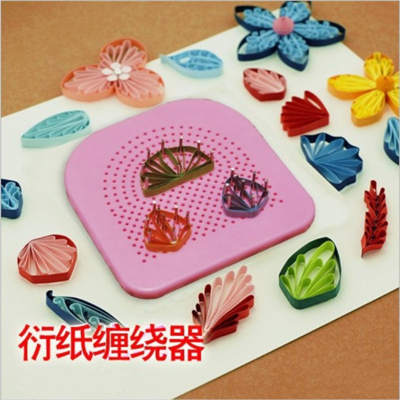 Online buy wholesale handmade paper crafts from china for Handmade paper craft ideas