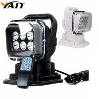 Yait 30W High Power Led Searchlight Remote Control Led Spot Work Working Light Bar 12V 24V