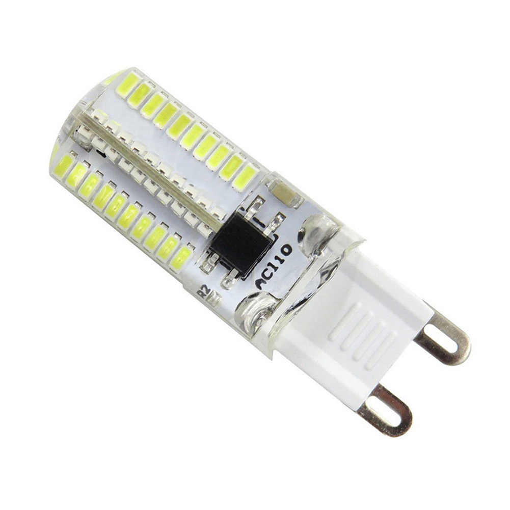 Led G9 5w Newest 10pcs G9 5w Led 3014 64smd Pin Base Led Bulb Lamp Warm White White 110 220v Jd9