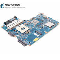 NOKOTION For HP probook 4740s 4540s 4440s 4441s Laptop Motherboard 683494-501 683493-001 683494-001 HM76 HD 7650M DDR3