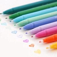 36Color Set 0 3 Mm Fineliner Gel Pens Drawing Color Pen School Stationery Watercolors Art Markers