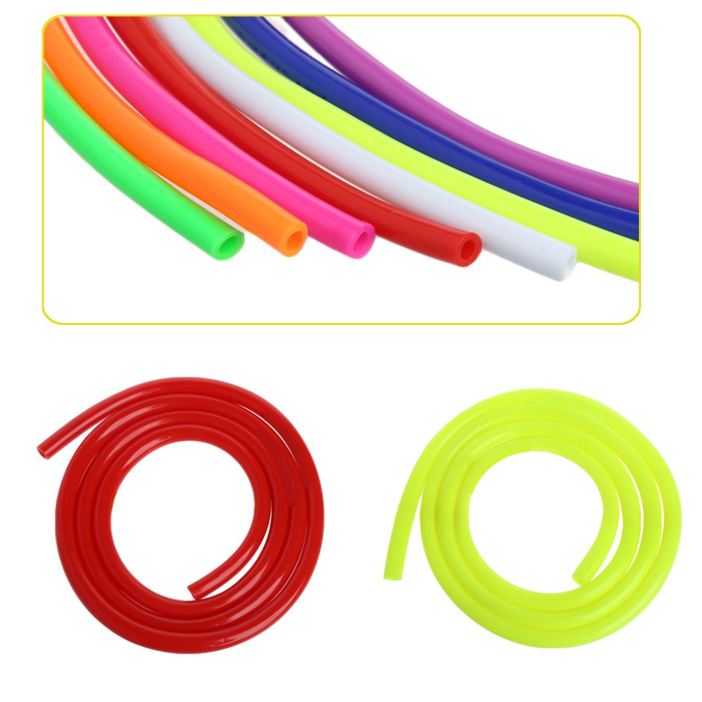 Image 3 - 1m Motorcycle Bike Fuel Gas Oil Delivery Tube Hose Petrol Pipe 5mm I/D 8mm O/D-in Hoses & Clamps from Automobiles & Motorcycles